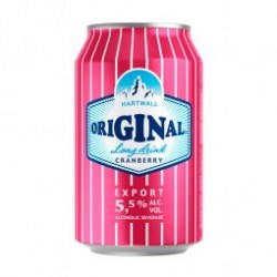 Hartwall Original Long Drink Cranberry 5,5% 33cl