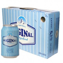 Džins Hartwall Original Long Drink 5.5  24 0.33 L