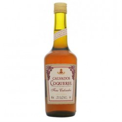 Calvados Coquerel Fine 40  0.7 L