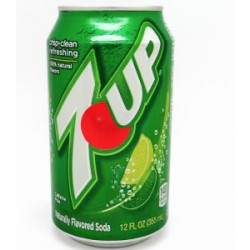 7UP Citronu-Laima gâz.bezalk.dz.CAN 0.33L