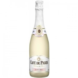 Cafe de Paris Litchi 6,7% 75cl