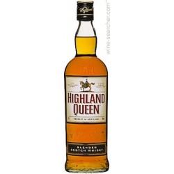 Viskijs Highland Queen Blended Scotch 40  1 L
