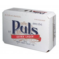 Puls Extra Lager 5,2% 24x33cl