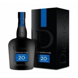 Dictador 20YO Box 40% 70cl