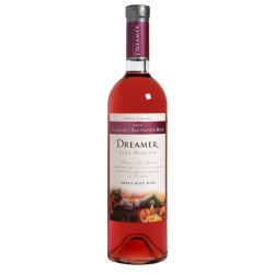 Vīns Dreamer Sweet Late Harvest Cabernet Sauvignon Rose