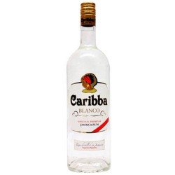 Rums Caribba Blanco 37.5  1 L