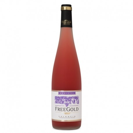 Vīns Freegold Rose 12  0.75 L