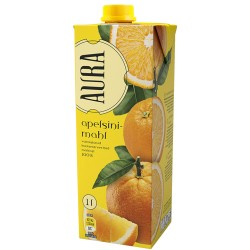 Sula Aura Orange Juice 1 L
