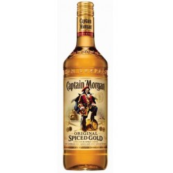 Rums Captain Morgan Spiced Gold 35  1 L