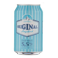 Džins Hartwall Original Gin Grapefrutt 5.5  0.33L