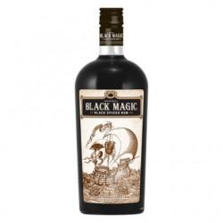 Rums Black Magic Spiced Rum 40  0.7 L