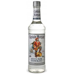 Captain Morgan White 37,5% 70cl