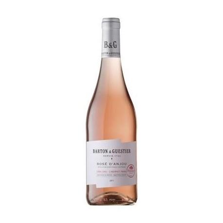 Vīns B G Rose D Anjou Passeport 10.5  0.75L