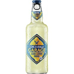 Alus Garage Hard Lemon 4  0.275L