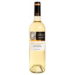 Vīns Gran Castillo Viura-Chard.11.5  0.75L