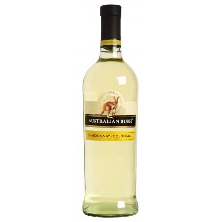 Vīns Australian Bush Chard./Colombard 12.5  0.75L