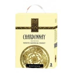 Vīns Daos Chardonay White 12  3L