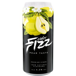 Fizz Pear New 4,5% 50cl CAN