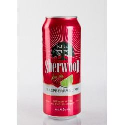 Sherwood Raspberry Lime 4,5% 50cl