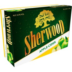 Alus Sherwood Gr.Apple 4.5 24 0.33L