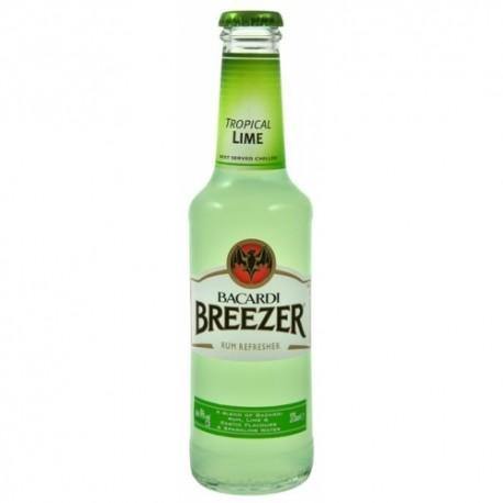 Alk.kokt. Bacardi Breezer Lime 4  0.275 L