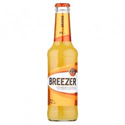 Bacardi Breezer Orange 4  0.275 L