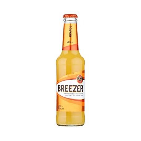 Bacardi Breezer Orange 4  0.275 L