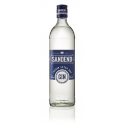 Sandend London Extra Dry Gin 0.7 L 37.5