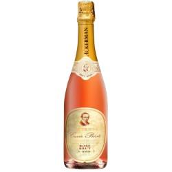 Dz.vīns Ackerman Cuvee Privee Cremant De Loire Rose 11.5  0.75 L