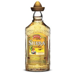 Sierra Tequila Reposado 38% 50cl