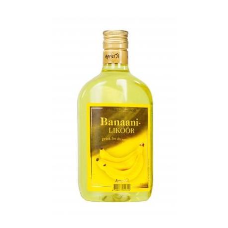 Liķieris Banaanilikoor 18  0.5 L