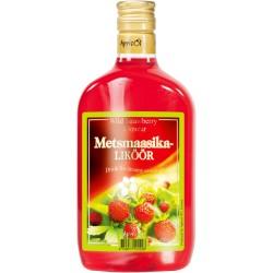 Liķieris Wild Strawberry 18  0.5 L