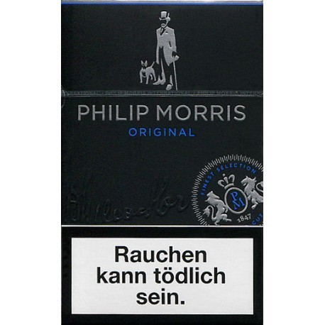 Cigaretes Philip Morris Orginal 1pac/20gb