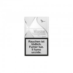 Cigaretes Winston XStyle silver 1Pac/20gb