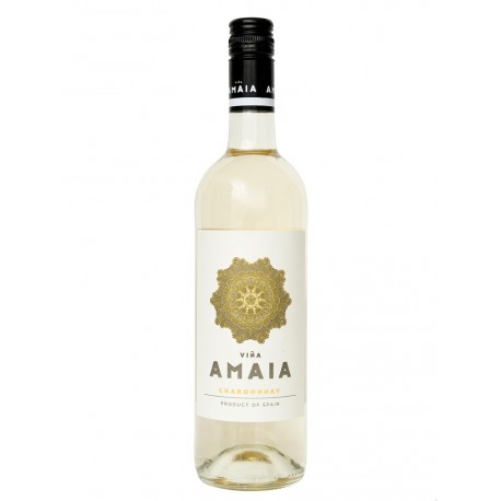 Vīns Amaia Chardonnay 12% 0.75 L