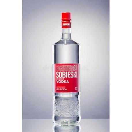 Degvīns SOBIESKI Premium 40% 0.5L
