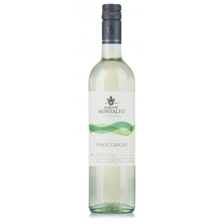 Vīns Montalto Pinot Grigio Clasic 12% 0.75 L