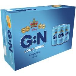 Džins G&N Grapf.  5.5% 24*0.33 L