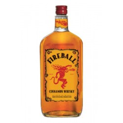 Fireball Cinnamon Whisky 33  0.7L