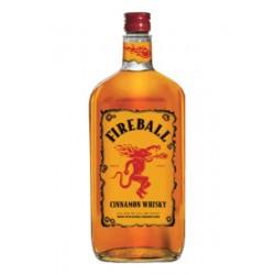 Fireball Cinnamon Whisky 33  0.7L
