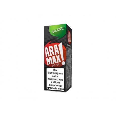 E-šķidrums Aramax Ābolu 18mg