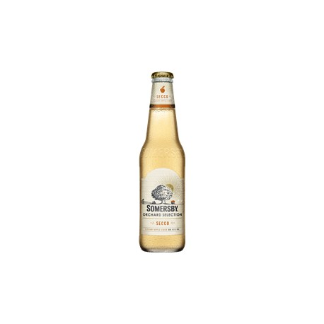 R.Dz.Somersby Orchard Secco 4.5% 0.33 L