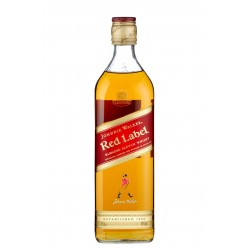 Viskijs Johnie Walker Red Label 40% 0.5 L