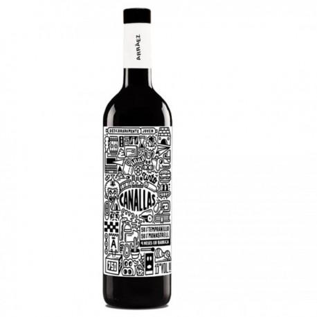 Vīns Canallas Red 13% 0.75 L