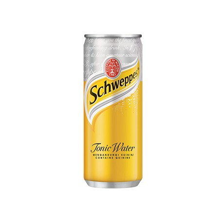 Schweppes Tonic Water 0.33 L
