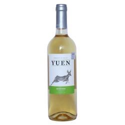 Vīns Yuen White Semi Sw. 11.5% 0.75 L