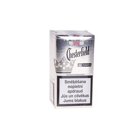 Cigaretes Chesterfield Naked Soft 1pac./20gb