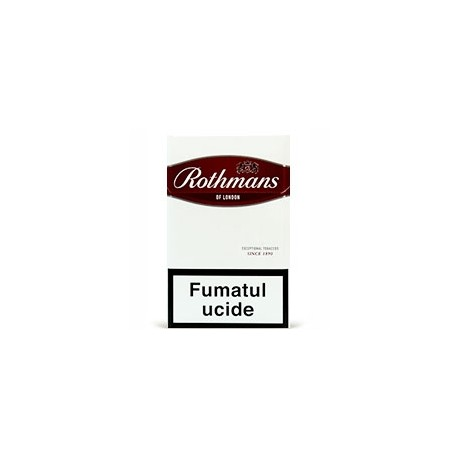 Cigaretes Rothmans Red 1pac./20gb