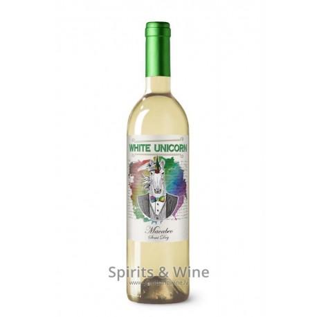 Vīns White Unicorn Semi Dry 11.5% 0.75 L