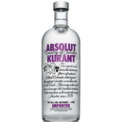 Absolut Kurant 40% 70cl